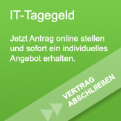 Banner mit Link zum Abschluss der IT-Tagegeldversicherung
