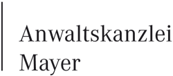 Logo der Anwaltskanzlei Mayer